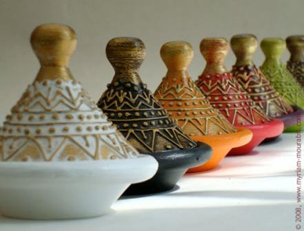 Ceramika z Maroko