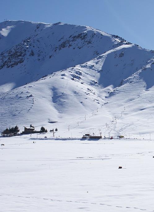 oukaimeden Morocco-ski-slopes