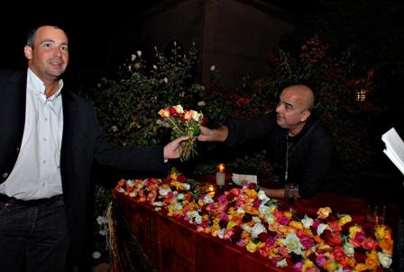 Said Taj Floral Designer Marrakech