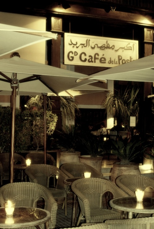 The Grand Cafe de La Poste Marrakech