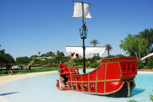 Pirate Lagoon Oasiria Marrakeh