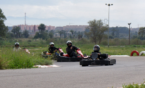Atlas Karting Marrakech