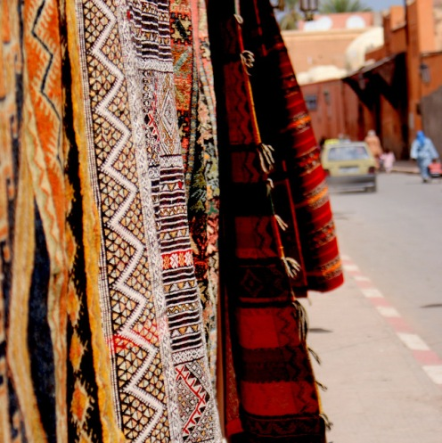 Medina Carpets Marrakech