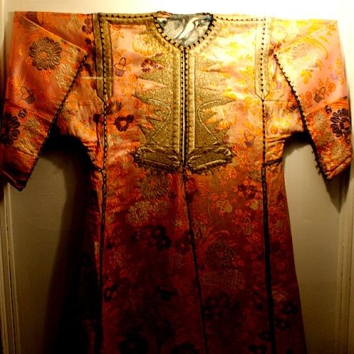 Caftan at Dar Si Said Museum Marrakech,
