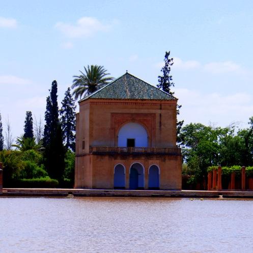 Menara Gardens Pavillion Marrakech
