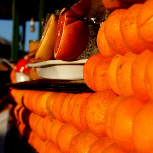orange juice Essaouira