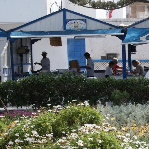 Fish Restaurants Essaouira Medina