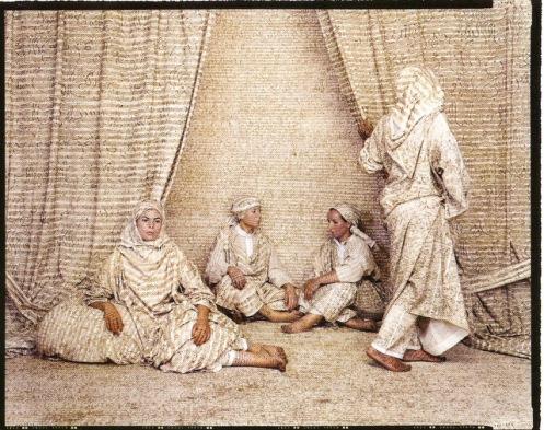 Les Femmes du Maroc Lalla Essaydi, Marrakech